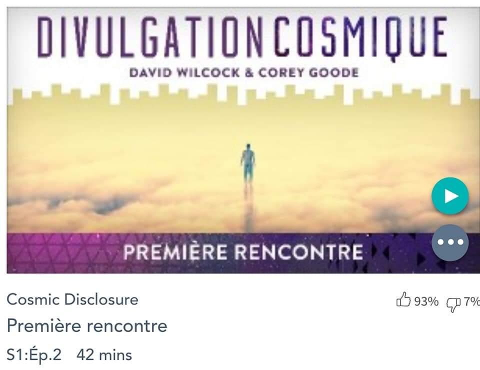 Émission « DIVULGATION COSMIQUE», l'intégrale. Saison 1, épisode 2/14 (Juin 2015) : LA PREMIÈRE RENCONTRE