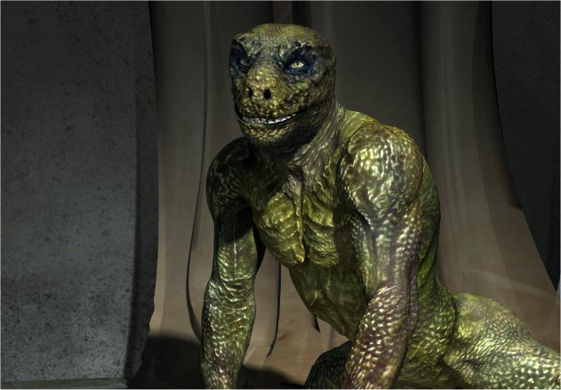 Les extraterrestres Reptiliens de la Lumière