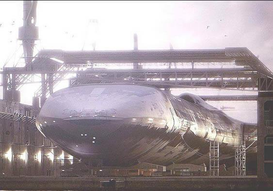 L'opération Solar Warden :  Le programme spatial étasunien le plus ultra secret révélé !
