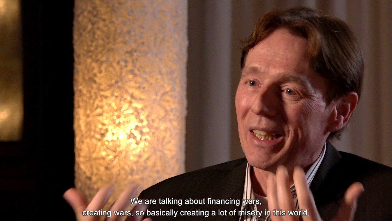 Témoignage d'un financier, Ronald Bernard, concernant le LUCIFÉRIANNISME IMPORTANT