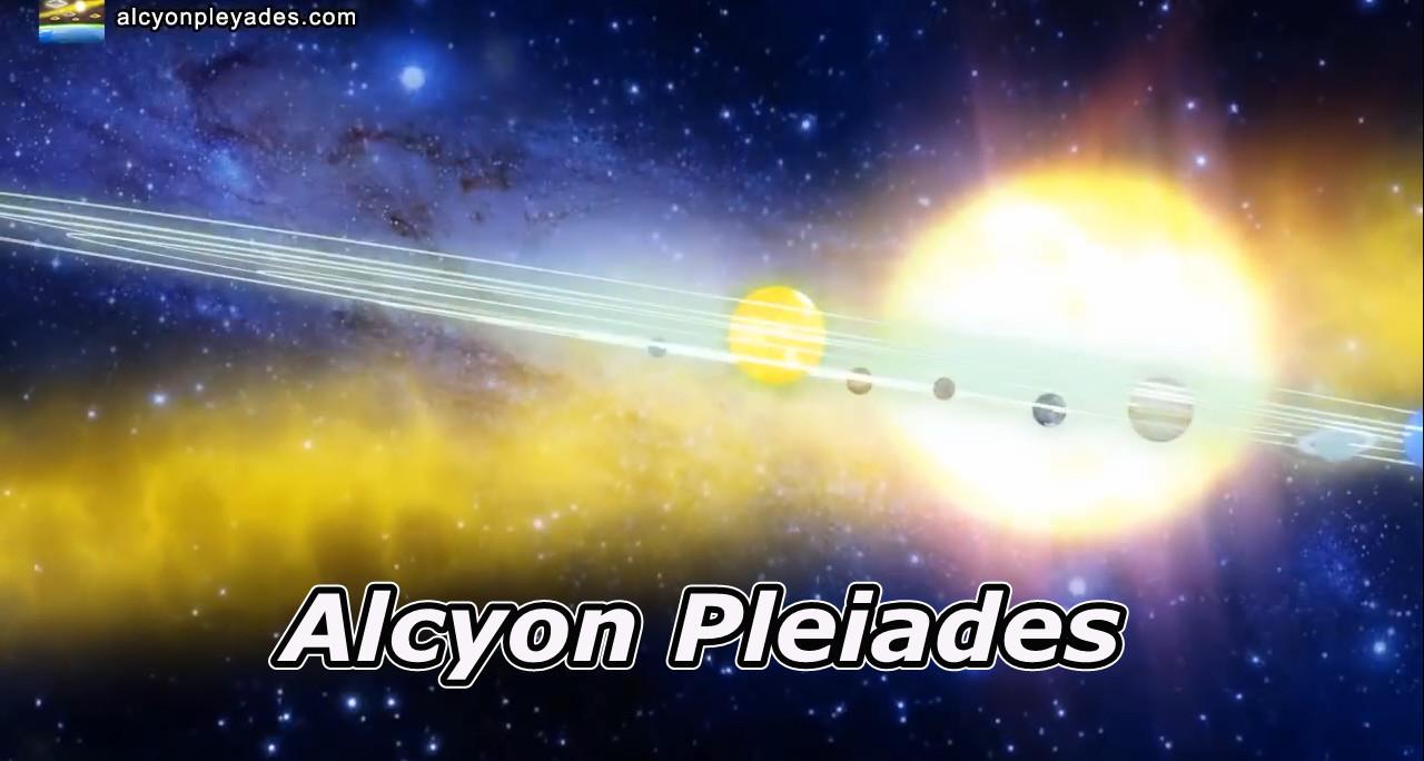 La Trilogie d'Alcyon Pléiades