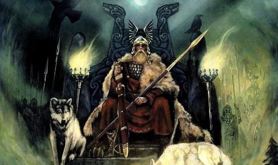 L'axe du monde, le Dieu des dieux et l'œil qui voit tout !