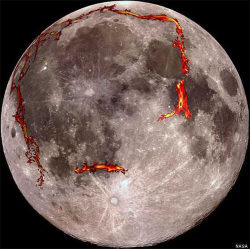 Les Incroyables Mystères de la Lune ! (Article et vidéo phare du week-end)