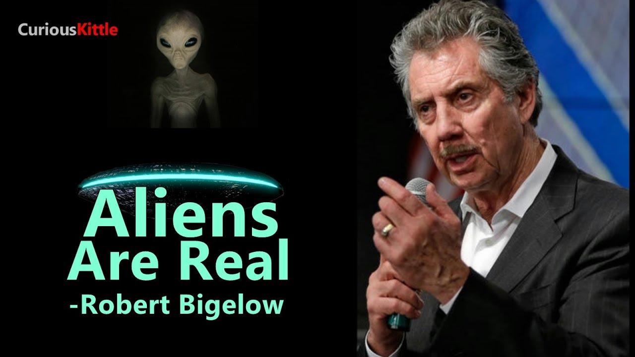 Robert Bigelow est convaincu que les Extraterrestres visitent la Terre