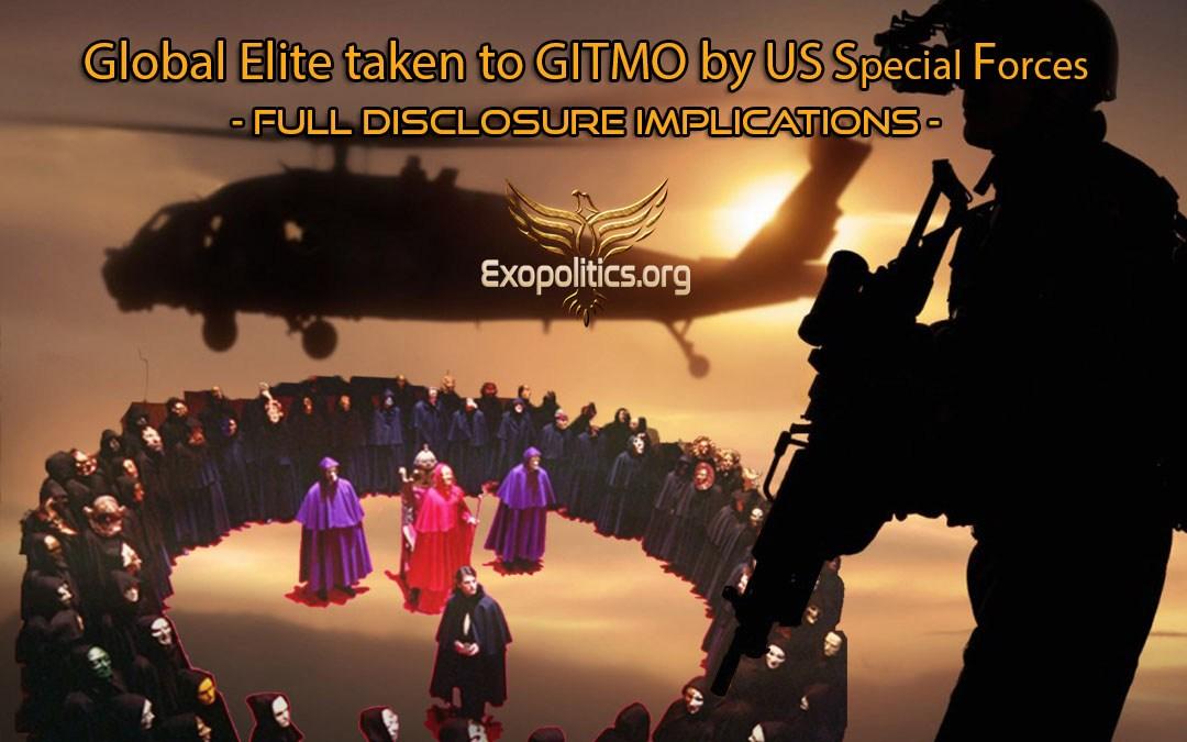 Arrestations secrètes en cours des membres de l'état profond aux USA ? Par le Dr Michael Salla