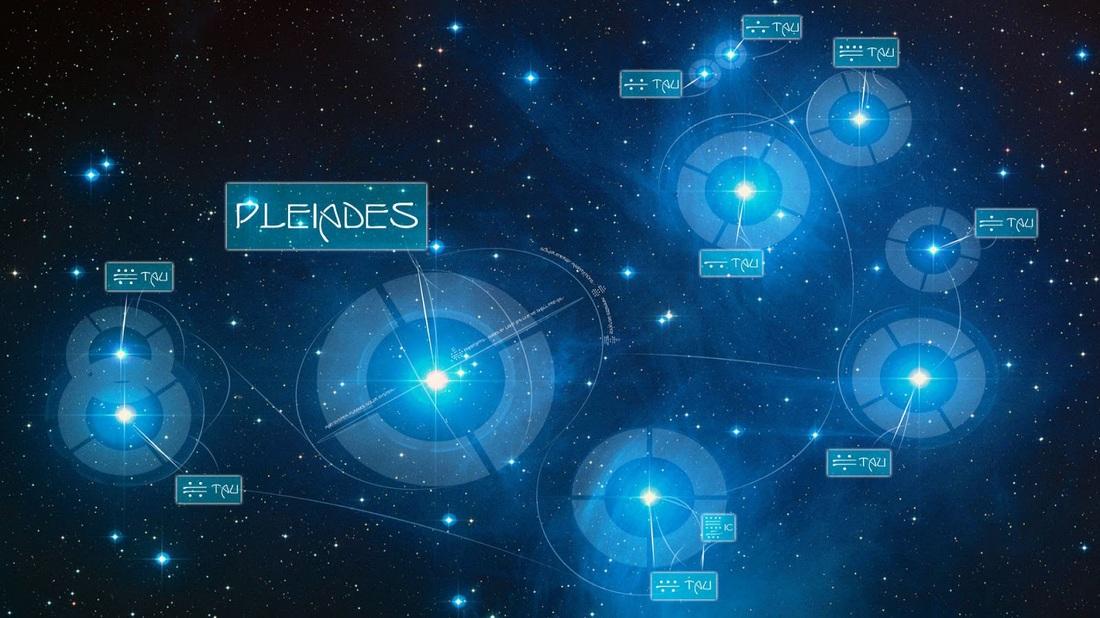 Vidéo témoignage n°1 de Sophia et de ses interactions avec les galactiques (Siriens et Pléiadiens)