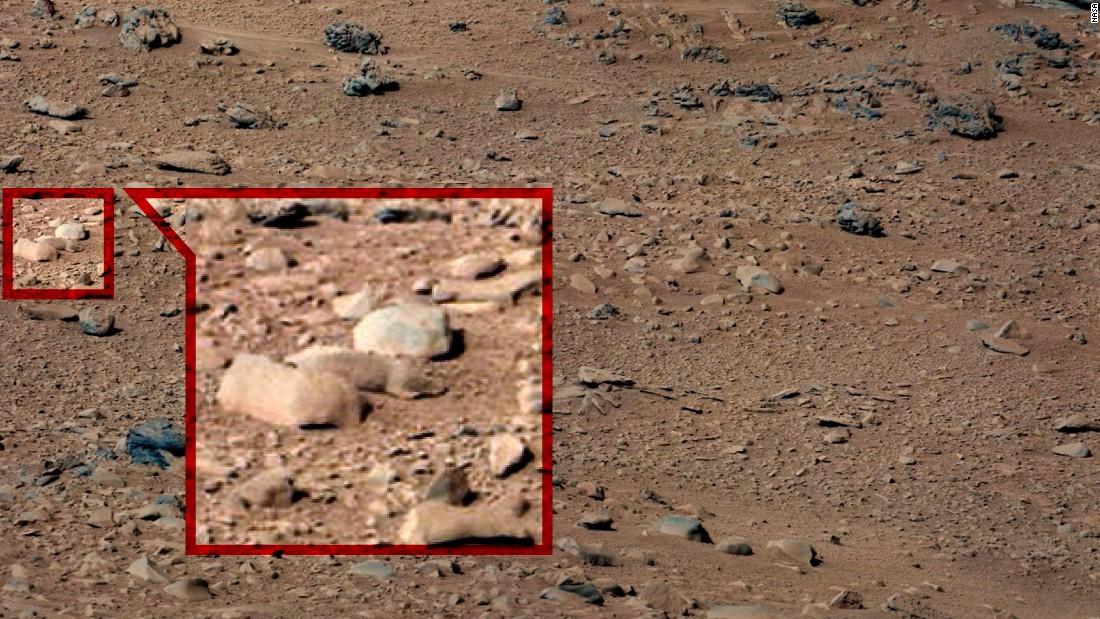 Présence de Vie sur MARS, multitudes de ruines et d'anomalies: Les preuves s'accumulent