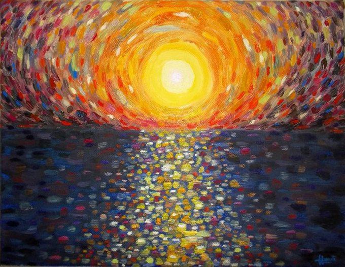 Méditation du Soleil (purification et transmutation)