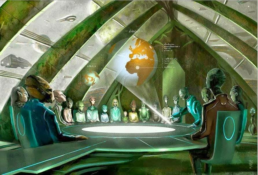 Extraterrestrial Council