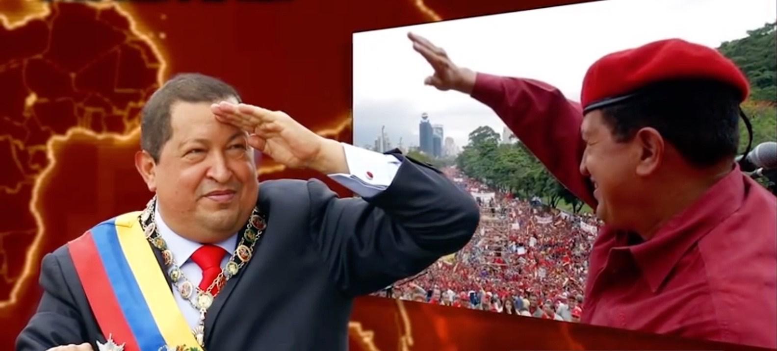 Hugo Chávez, que savait-il sur les Reptiliens ?