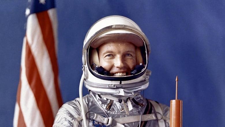 Révélations de l'astronaute Gordon Cooper