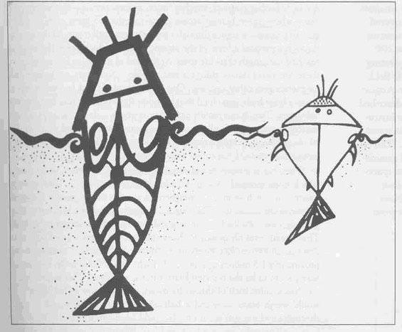 Le Peuple Dongon et leur interactions avec les Extraterrestres Nommos de Sirius