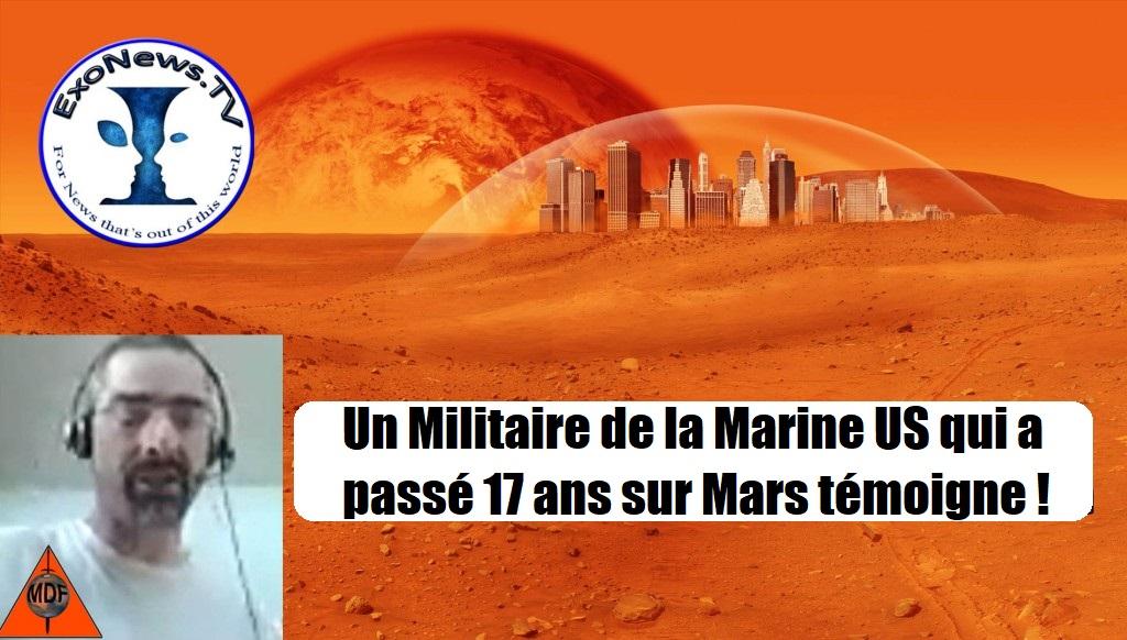 «CAPTAIN KAYE» (Randy Cramer), Supersoldat sur la LUNE, MARS et le système solaire pour le programme spatial secret (Michael SALLA)