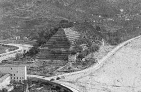 Connaissez-vous l'ancienne pyramide de Nice?