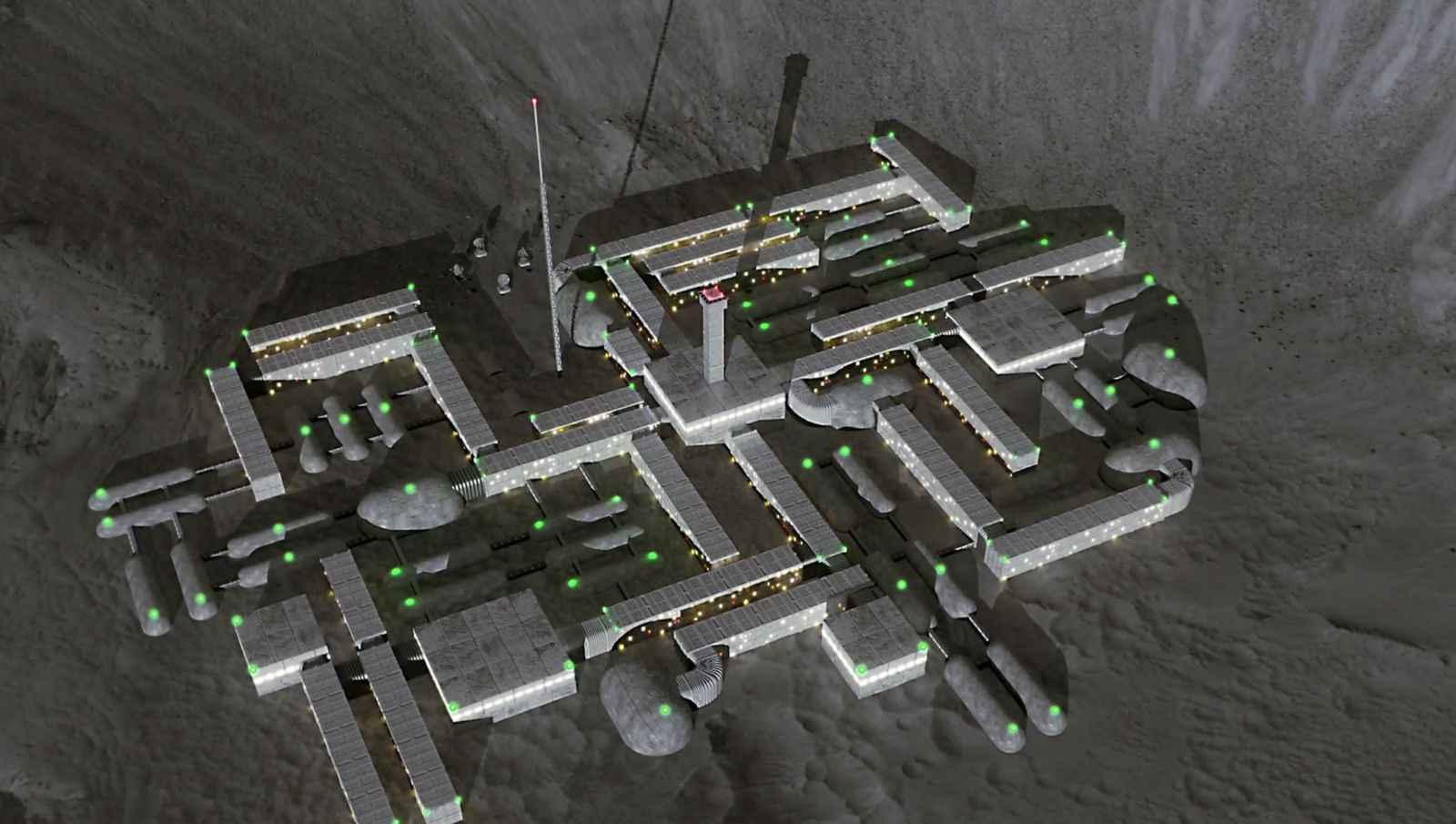 LOC: Commandement des opérations lunaires des programmes spatiaux secrets