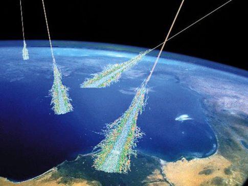 Les rayons cosmiques augmentent pour la 4ème année consécutive