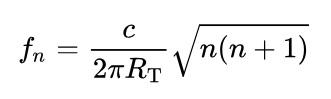 formule schumann