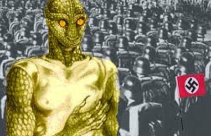 Des aliens reptiliens ont aidé l'Allemagne nazie à construire un programme spatial secret en Antarctique