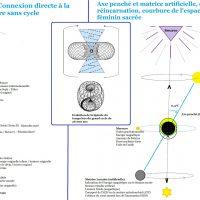 Année 2020 (40 / Mem) : fin du cycle, levée du voile, retour de la lumière et alignement avec la Source ?