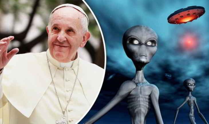 """Le pape a """"la preuve"""" d'une vie extraterrestre : La déclaration sensationnelle d'un astronaute légendaire dans un email divulgué"""