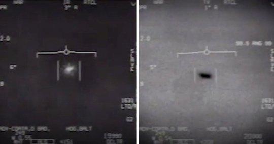 La marine américaine a secrètement conçu un avion futuriste ultra-rapide ressemblant à un OVNI, des documents le révèlent.