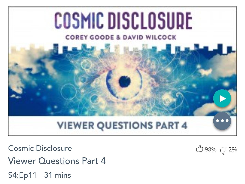 Émission « DIVULGATION COSMIQUE», l'intégrale. Saison 4, épisode 11/11 : QUESTIONS DES TÉLÉSPECTATEURS – PARTIE 4