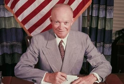 Eisenhower aurait rencontré des extraterrestres à trois reprises