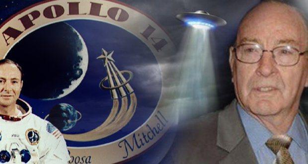 Astronaute Edgar Mitchell : oui il y a eu des visites extraterrestres et des vaisseaux écrasés…