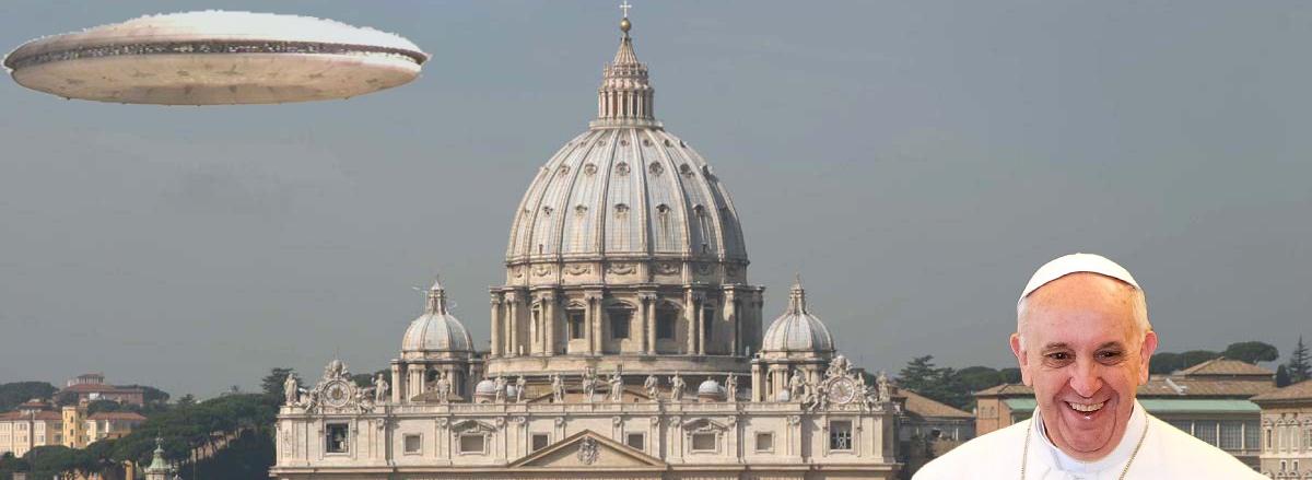 Le Vatican n'exclut pas l'existence d'Extraterrestres