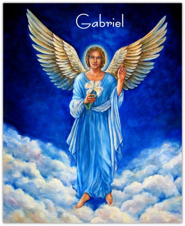 Archange Gabriel – Message du 22 mai 2019 : Changer son focus pour créer son désir