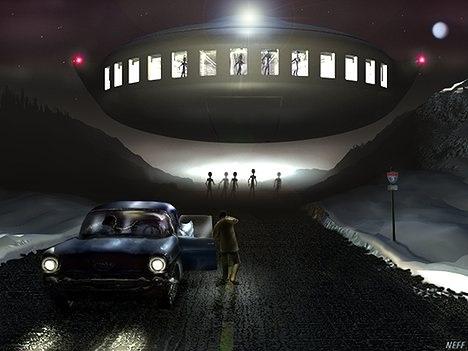 L'abduction du couple Barney et Betty Hill par des Extraterrestres : le cas qui a mis au grand jour le phénomène des abductions Aliens