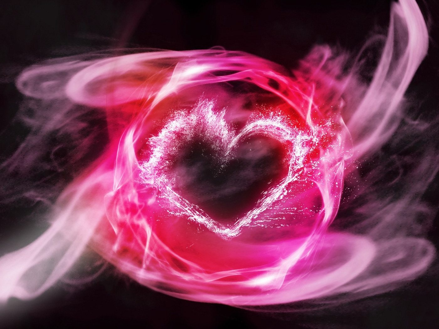 La Flamme d'Amour Cosmique