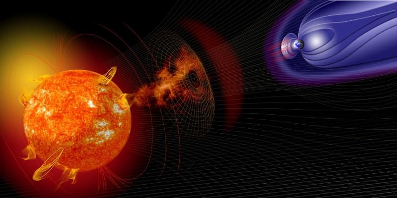 Comment une «super éruption» solaire rare pourrait-elle affaiblir l'humanité