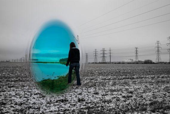 Voyage dans une dimension parallèle
