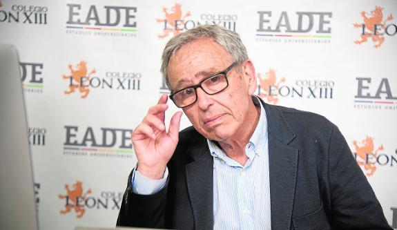 « Les gens pourraient vivre 600 ou 700 ans » déclare le gagnant du prestigieux prix Príncipe de Asturias, Ginés Morata
