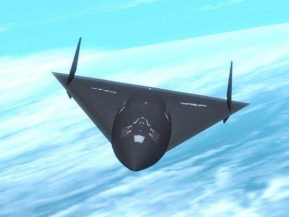 Les avions top secrets XR-7 AURORA, TR-3B Astra, TR3-A Sportster passés en revue (vidéo)