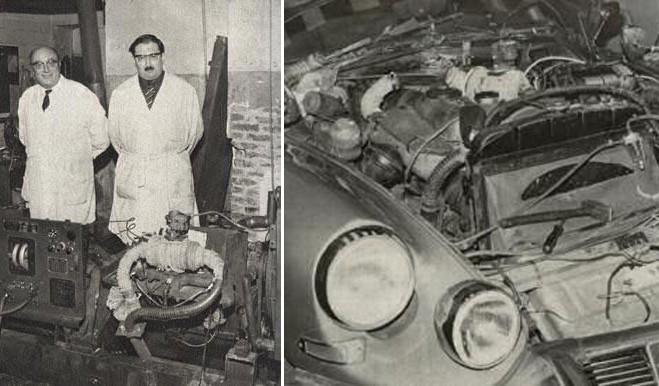L'histoire de ce Rouennais, inventeur d'un moteur à eau et alcool, contraint de s'exiler au Brésil…