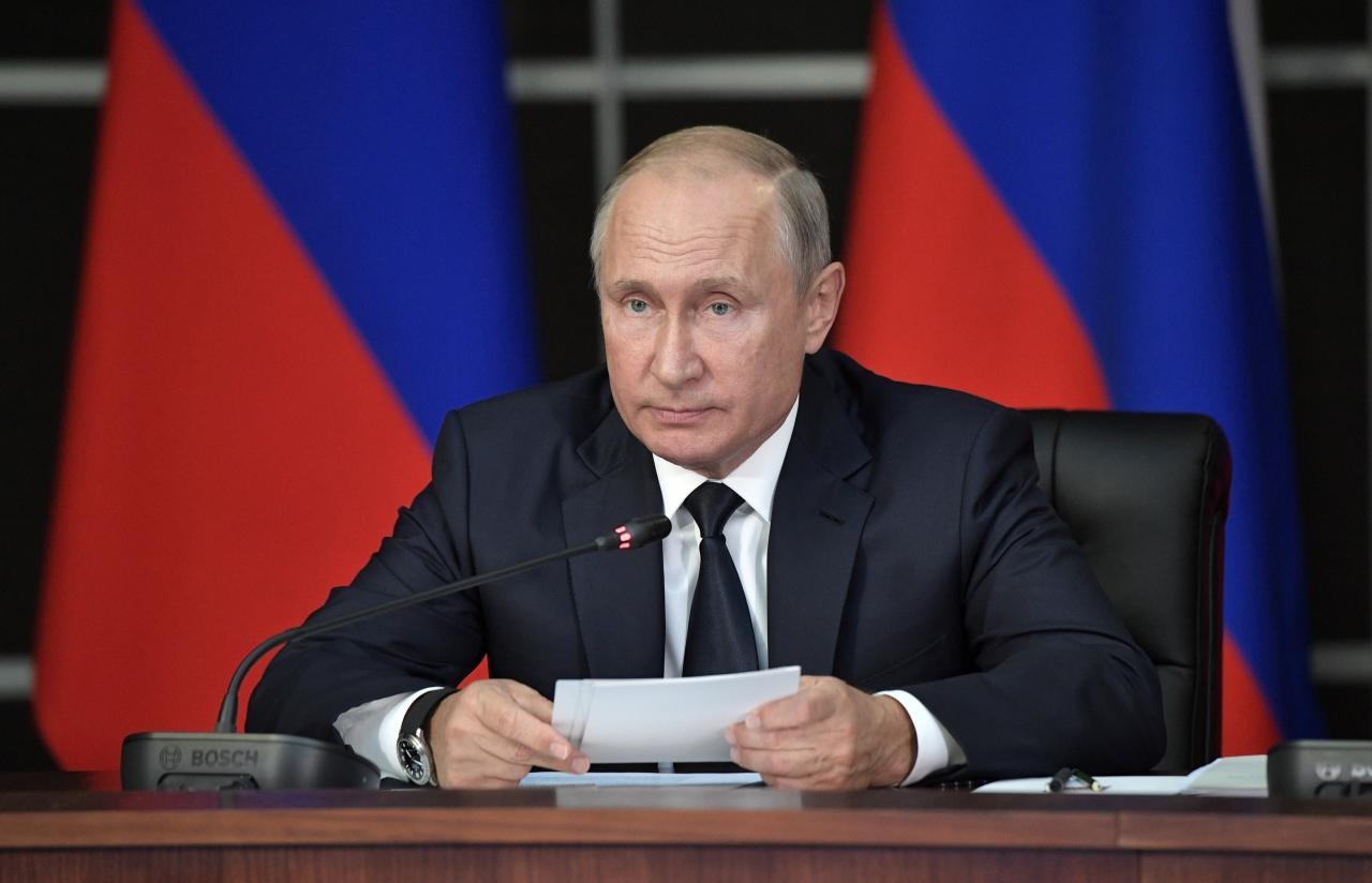Les commentaires de Poutine sur le satanisme et la pédophilie en politique s'avèrent être vrais