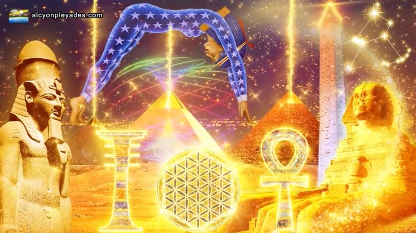 La Grande Pyramide, le Sphinx, les Obélisques, Technologie Stellaire…