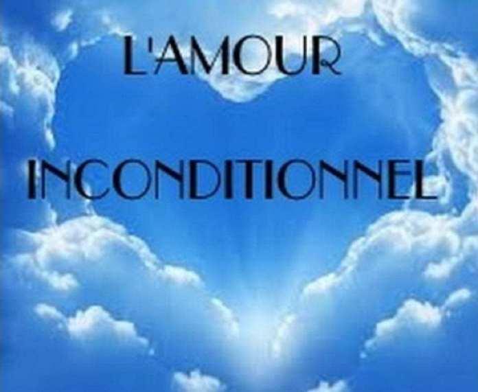 Il n'y a qu'une seule règle spirituelle et c'est l'amour inconditionnel