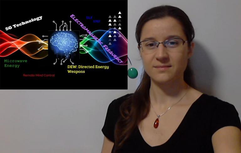 La 5G est le système d'arme à énergie dirigée ultime, selon un physicien des particules !