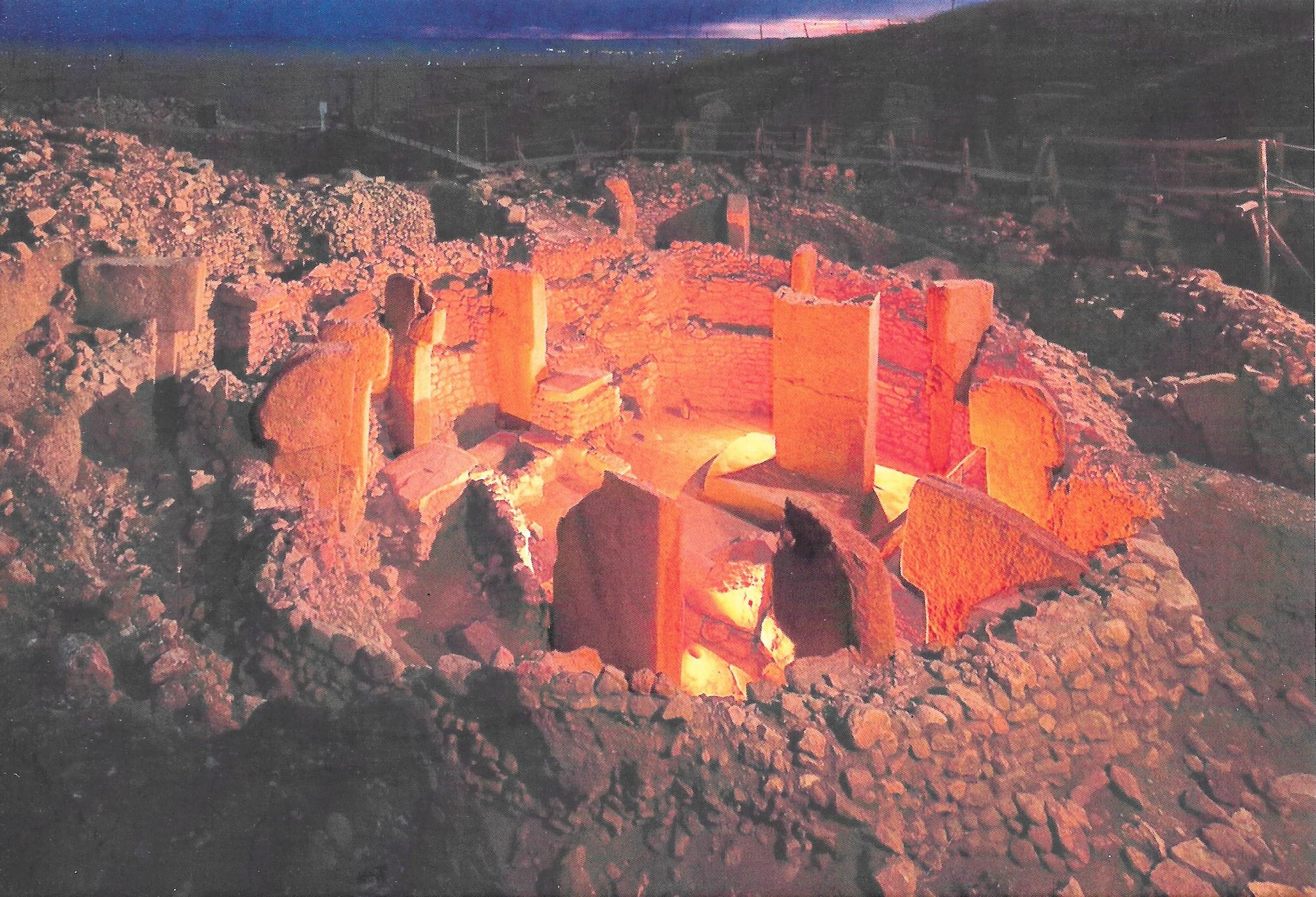 Göbekli Tepe & Derinkuyu la cité souterraine…