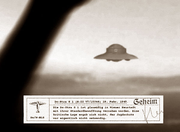Un grand tour d'horizon des Objets et engins volants du troisième Reich (1922-1945)