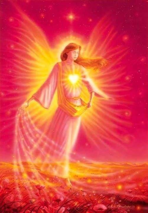 Demande D'aide À L'archange Uriel