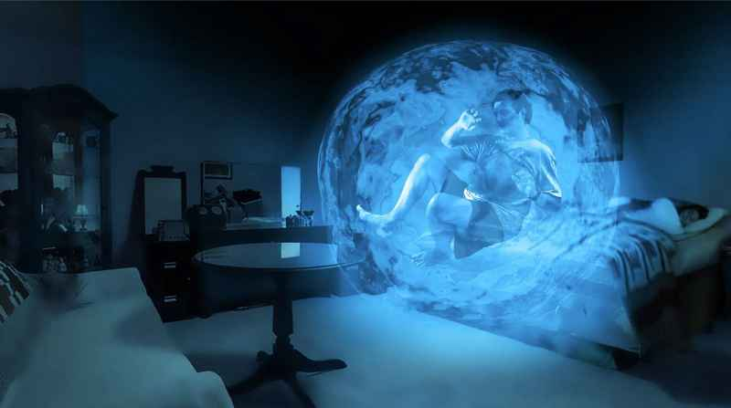 43_Corey_inside_Blue_Sphere