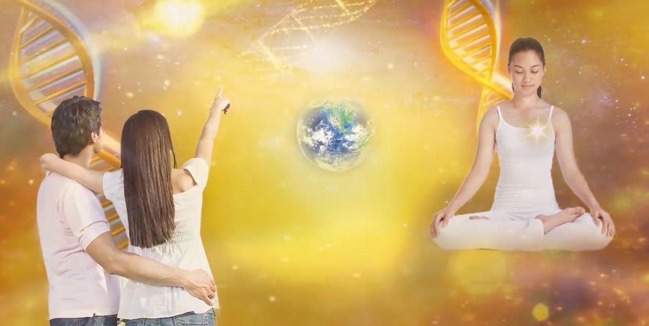 L'augmentation de l'énergie photonique est en train d'accélérer la grande transformation planétaire et humaine…