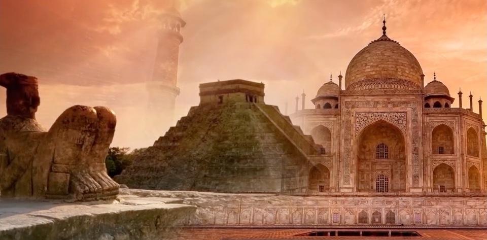Le lien direct entre les NAGAS Hindous et les MAYAS du Mexique…