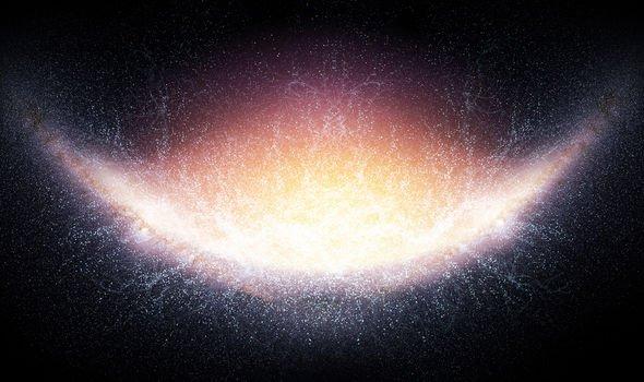 Choc de l'univers : Le cosmos est vivant et existe à travers la conscience humaine