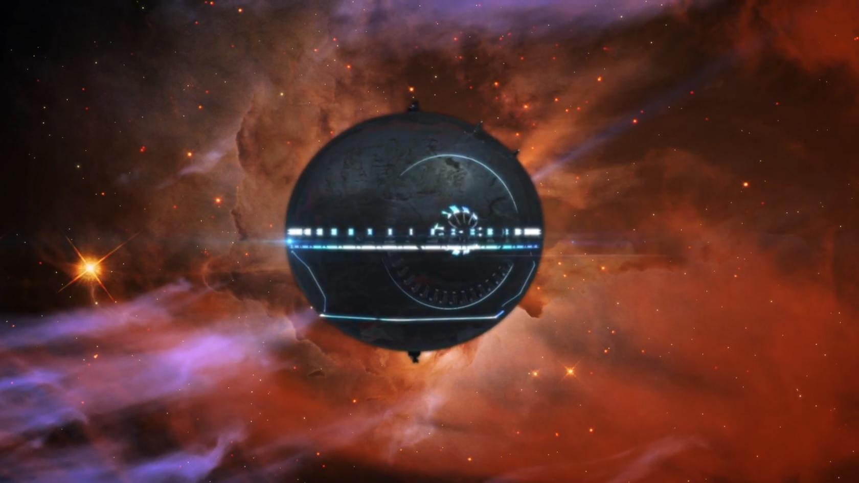 vaisseau planete
