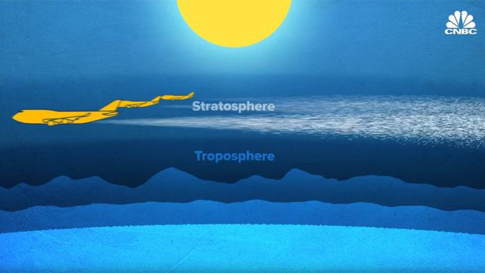 Le projet d'extinction «SCoPEx» pour bloquer le soleil en polluant la planète entière est détaillé dans la vidéo de la conférence «Oblivion Agenda»